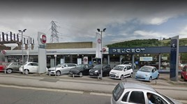 Pentagon Peugeot and Fiat, Keighley