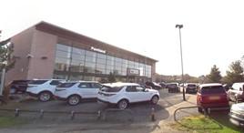 John Clark Motor Group's Pentland Land Rover dealership in Perth