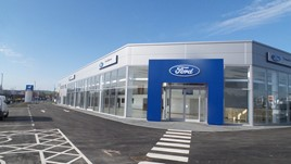 Perrys Group FordStore, Chesterfield