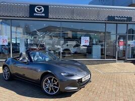 Perrys Motor Sales' new Mazda Store in Dover