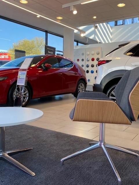 Inside Perrys Motor Sales' new Mazda Store in Dover