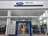 Perrys Motor Sales' new Dover Ford dealership