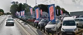 Closed: Perrys' Ford Retford car dealership