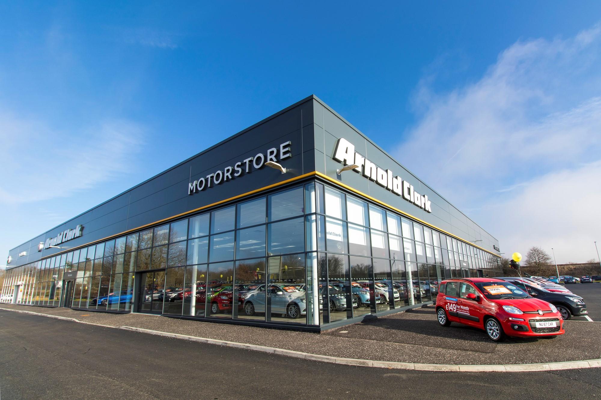 Arnold Clark Motorstore Perth