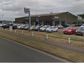 Pertwee & Back Ford, Great Yarmouth