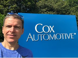 Pete Bell, managing director at Cox Automotive Vehicle Solutions