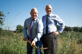 Swansway Group directors Peter and John Smyth