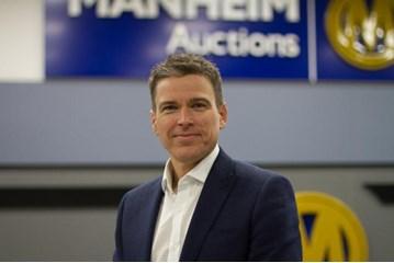 Peter Bell, managing director, Manheim
