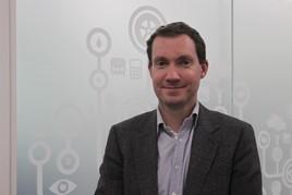 Nissan fleet director, Peter McDonald