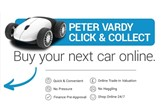 Peter Vardy Group's Click And Collect Service