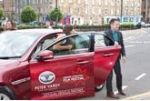 Peter Vardy is official vehicle partner for Edinburgh International Film Festival