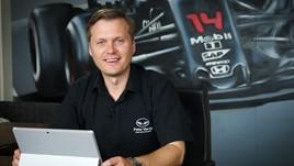 Peter Vardy Group chief executive, Peter Vardy