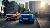 The new Peugeot 2008 and e-2008 EV SUVs