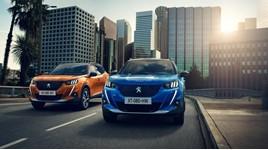 The new Peugeot 2008 and e-2008 EV SUVs