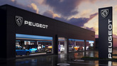 Peugeot has unveiled its new logo and car dealership corporate identity (CI)