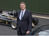 Phil Popham, senior vice-president of commercial operations, Group Lotus