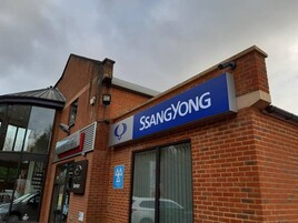Normandy Garage SsangYong, Guilford