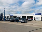 Platinum Motor Group's ​SsangYong Motor UK dealership in Frome, Somerset