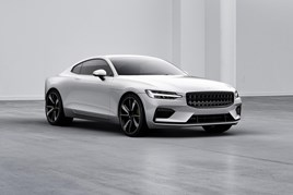 Online only: the Polestar 1
