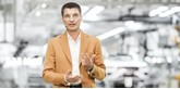Polestar chief executive Thomas Ingenlath