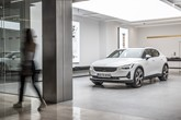 Endeavour Automotive's Polestar Space at Westfield Shopping Centre