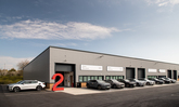 Polestar's test drive hub in Milton Keynes