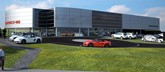 Lind Group's planned Norwich Porsche Centre