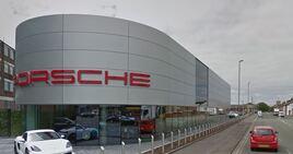 Bowker Motor Group's Porsche Centre Preston