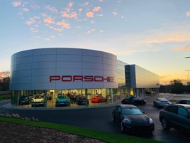 Listers Group has launched Porsche Centre Hull
