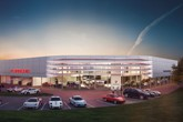 The new style Porsche dealership, coming from 2020