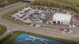 Premier Car Supermarket's used car dealership site in Derby - its largest to date