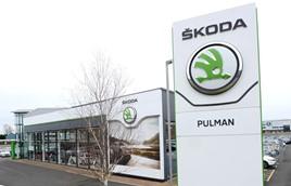Pulman Skoda