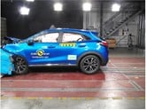 New Ford Puma crossover completes Euro NCAP crash tests