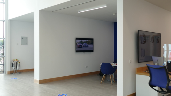 Ford purchase rooms at Hartwell's new dealership in Reading