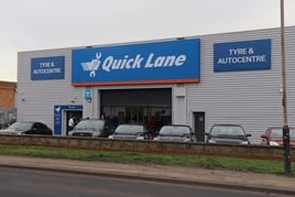 TrustFord's Quick Lane Colchester fast-fit centre