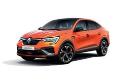 Renault's new Arkana coupe SUV will arrive with UK customers in September 2021