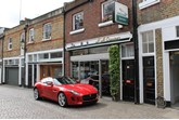 R A Creamer & Son Jaguar, Kensington