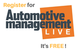 Automotive Management Live 2017 register image