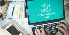Regulations on laptop image
