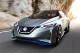 An autonomous future: Nissan's IDS Concept