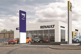 Renault car dealers