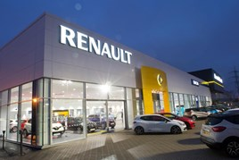 Renault UK Driver Power Dealer Excellence