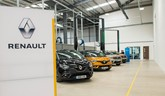 The new Bosch technician training facility in Doncaster