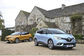 Renault Scenic and Grand 2017