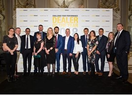 Renault UK top dealers