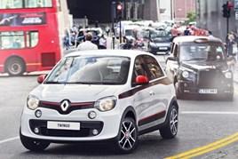 Renault Twingo test drive