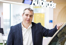 Auto Trader's director of data and insight, Richard Walker