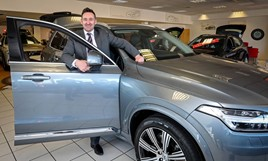 Snows Motor Group's group corporate director, Richard Betts