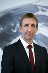 Seat UK director Richard Harrison