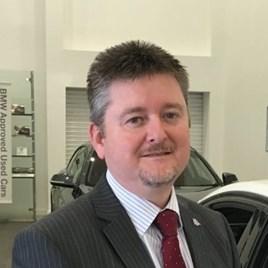 Jardine Motors Group's head of used car development Richard Hollis